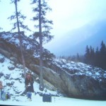 Ragnar jartansson, Videostill The End / Rocky Mountains, 2009, Expo Meer Licht, Museum De Fundatie